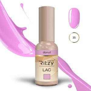 """Ritzy Lac """"Donut"""" 35 gel polish"""
