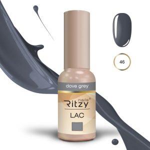 """Ritzy Lac """"Dove Grey"""" 46 gel polish"""