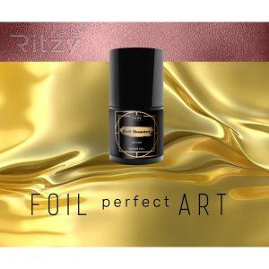 Ritzy Nails FOIL BOOSTER Gel Clear 10ml.