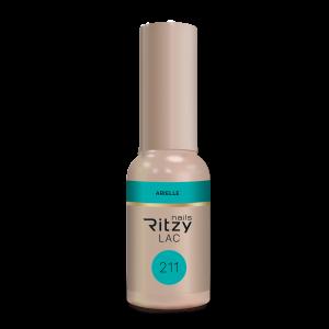 """Ritzy Lac """"Arielle"""" 211 gel polish"""