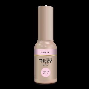 """Ritzy Lac """"Cutie Pie"""" 217 gel polish"""