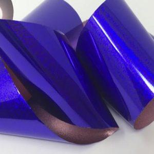 Ritzy Transfer Foil – Deep Blue