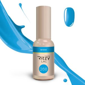 """NEW! Ritzy Lac """"Skydive"""" 268"""