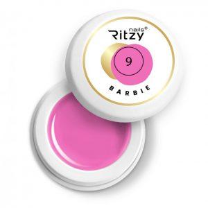 Ritzy Nails Gel Paint BARBIE 09